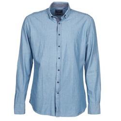 Odjeća Muškarci  Košulje dugih rukava Hackett RILEY Blue