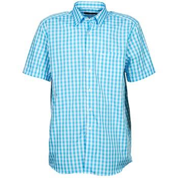 Odjeća Muškarci  Košulje kratkih rukava Pierre Cardin 539236202-140 Blue