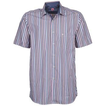 Odjeća Muškarci  Košulje kratkih rukava Pierre Cardin 514636216-184 Blue / Pink