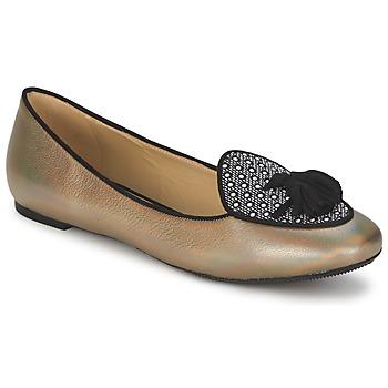 Obuća Žene  Balerinke i Mary Jane cipele Etro 3922 Gold