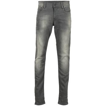 Odjeća Muškarci  Skinny traperice G-Star Raw REVEND SUPER SLIM Siva