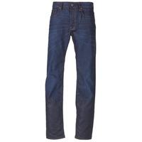 Odjeća Muškarci  Traperice ravnog kroja G-Star Raw 3301 STRAIGHT Hydrite / Džínová modř / Tmavá / Sepraná