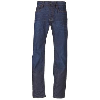 Odjeća Muškarci  Traperice ravnog kroja G-Star Raw 3301 STRAIGHT Hydrite / Denim / Tmavá / Aged