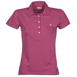 Odjeća Žene  Polo majice kratkih rukava Napapijri EZE Ružičasta