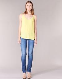 Odjeća Žene  Traperice ravnog kroja Pepe jeans GEN Blue / D45