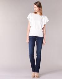 Odjeća Žene  Traperice ravnog kroja Pepe jeans GEN Blue / H06