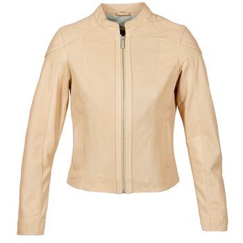 Odjeća Žene  Kožne i sintetičke jakne Oakwood 61848 Bež / Nude