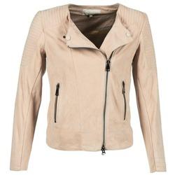 Odjeća Žene  Kožne i sintetičke jakne Oakwood 61903 Ružičasta / Svijetla