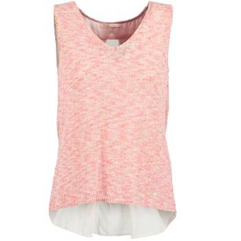 Odjeća Žene  Majice s naramenicama i majice bez rukava LPB Woman NODOLA Korálová