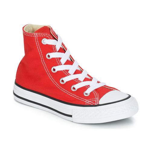 Obuća Djeca Visoke tenisice Converse CHUCK TAYLOR ALL STAR CORE HI Red