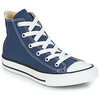 Obuća Djeca Visoke tenisice Converse CHUCK TAYLOR ALL STAR CORE HI Blue