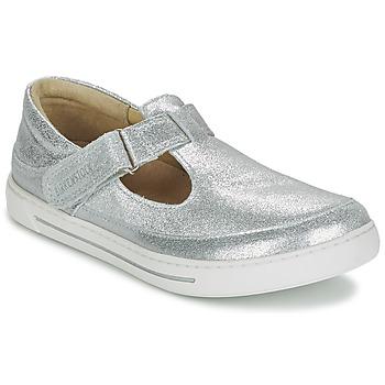 Obuća Djevojčica Balerinke i Mary Jane cipele Birkenstock ABILENE Srebrna