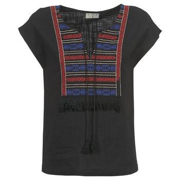 Odjeća Žene  Topovi i bluze Betty London ETROBOLE Crna