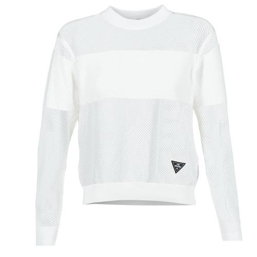 Odjeća Žene  Puloveri Love Moschino AIRELLE Bijela