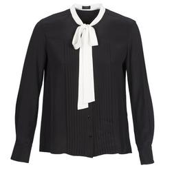 Odjeća Žene  Košulje i bluze Joseph VICTOIRE Crna