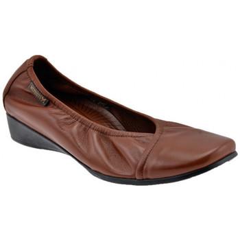 Obuća Žene  Balerinke i Mary Jane cipele Mephisto  Smeđa
