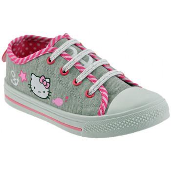 Obuća Djeca Niske tenisice Hello Kitty  Siva