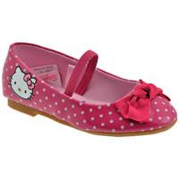 Obuća Djevojčica Balerinke i Mary Jane cipele Hello Kitty  Ružičasta
