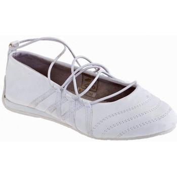 Obuća Djeca Balerinke i Mary Jane cipele Bamboo  Bijela