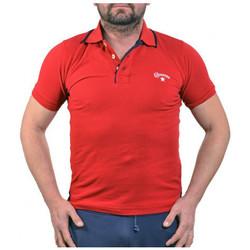 Odjeća Muškarci  Polo majice kratkih rukava Converse  Red
