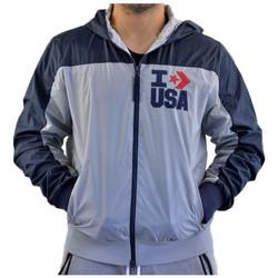 Odjeća Muškarci  Kratke jakne Converse  Siva