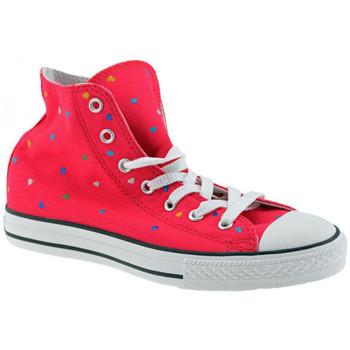 Obuća Djevojčica Visoke tenisice Converse  Ružičasta