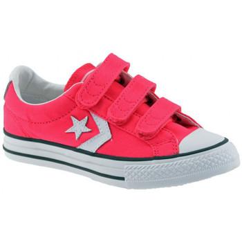 Obuća Djeca Niske tenisice Converse  Ružičasta