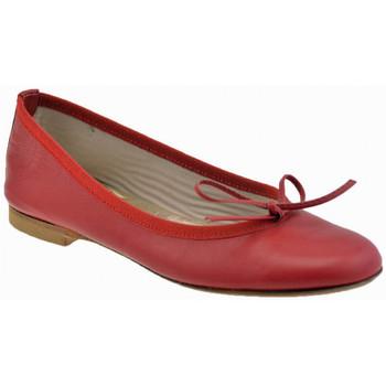 Obuća Žene  Balerinke i Mary Jane cipele Keys  Red