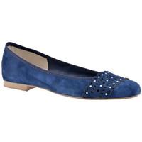Obuća Žene  Balerinke i Mary Jane cipele Keys  Blue