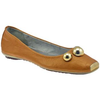 Obuća Žene  Balerinke i Mary Jane cipele Lea Foscati  Bež