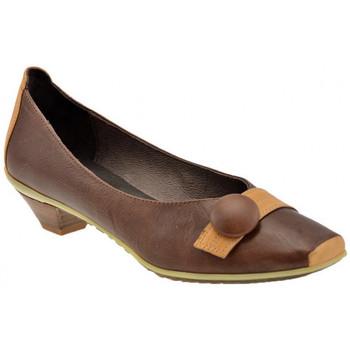 Obuća Žene  Balerinke i Mary Jane cipele Lea Foscati  Smeđa
