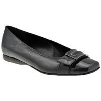 Obuća Žene  Balerinke i Mary Jane cipele Lea Foscati  Crna