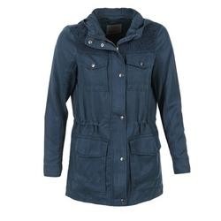 Odjeća Žene  Parke Vero Moda PARK Blue