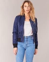 Odjeća Žene  Kratke jakne Schott BOMBER BY SCHOTT Blue