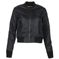 Odjeća Žene  Kratke jakne Schott BOMBER BY SCHOTT Black