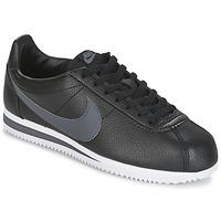 Obuća Muškarci  Niske tenisice Nike CLASSIC CORTEZ LEATHER Crna / Siva