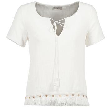 Odjeća Žene  Topovi i bluze Betty London ECHRALE Krem boja