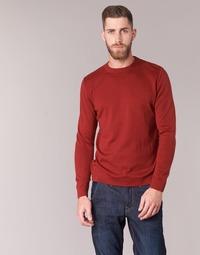 Odjeća Muškarci  Puloveri BOTD ELABASE ROUND Red