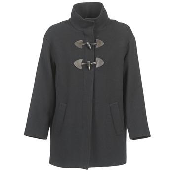 Odjeća Žene  Kaputi Benetton DILO Crna