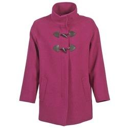 Odjeća Žene  Kaputi Benetton DILO Ružičasta