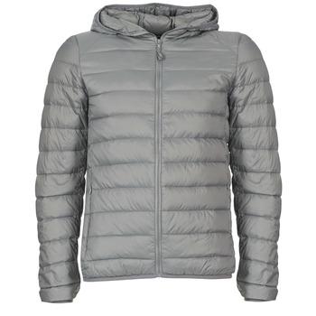 Odjeća Muškarci  Pernate jakne Benetton FOULI Siva