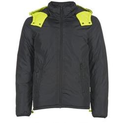 Odjeća Muškarci  Pernate jakne Benetton CUFU Crna
