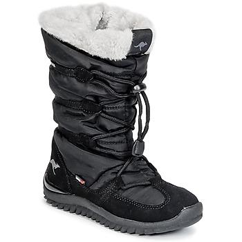 Obuća Žene  Čizme za snijeg Kangaroos PUFFY III JUNIOR Crna