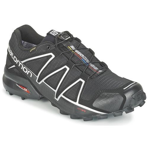 Obuća Muškarci  Running/Trail Salomon SPEEDCROSS 4 GTX® Crna / Srebrna