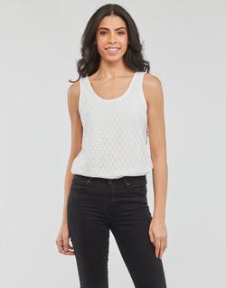 Odjeća Žene  Topovi i bluze Moony Mood IGUOHIAVINE Bijela
