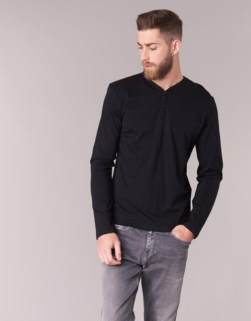 Odjeća Muškarci  Majice dugih rukava BOTD ETUNAMA Crna