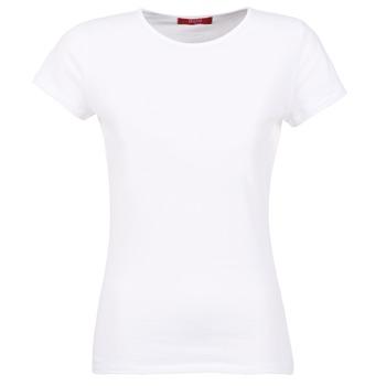 Odjeća Žene  Majice kratkih rukava BOTD EQUATILA Bijela