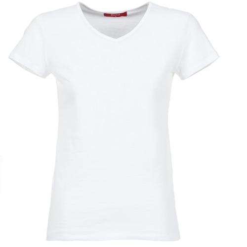 Odjeća Žene  Majice kratkih rukava BOTD EFLOMU Bijela