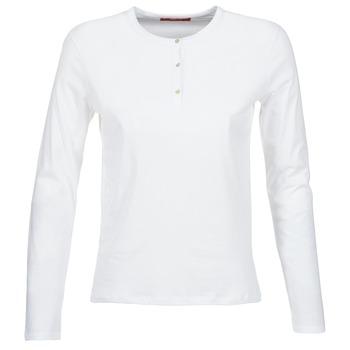 Odjeća Žene  Majice dugih rukava BOTD EBISCOL Bijela