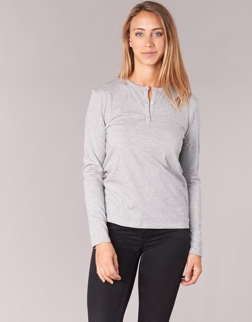 Odjeća Žene  Majice dugih rukava BOTD EBISCOL Siva